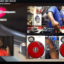 DJ News screen shot