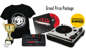 1st place prize package